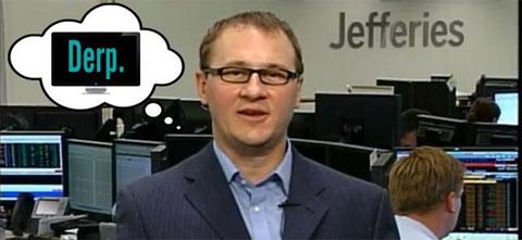 Peter Misek de Jefferies