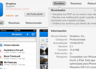 Dropbox 2.1