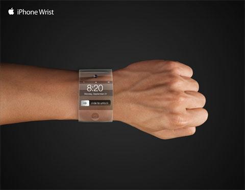 iPhone Wrist