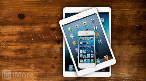 iPhone 5, iPad mini