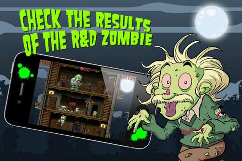 Crazy Bill y el zombi de Einstein