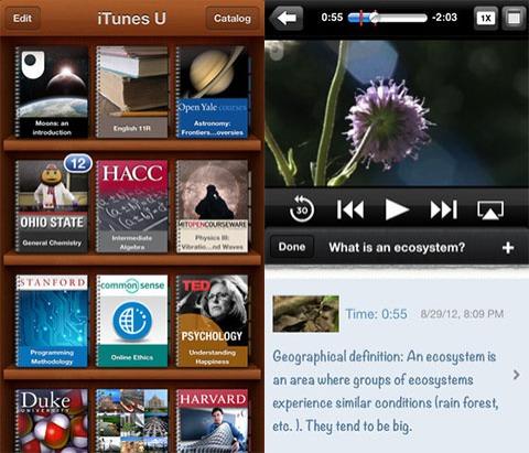 iTunes U llega a los 1000 millones de descargas