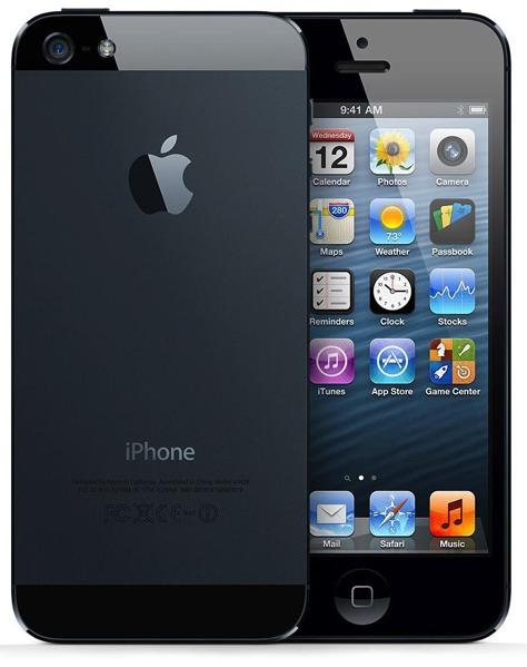 Nueva versión del iPhone 5 A1428 para el 12 de Abril