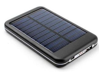 Batería solar de 5000 mAh