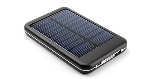 Bater a solar en iphoneros for Baterias de placas solares