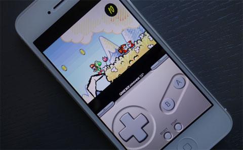 Emulador de GBA para iOS