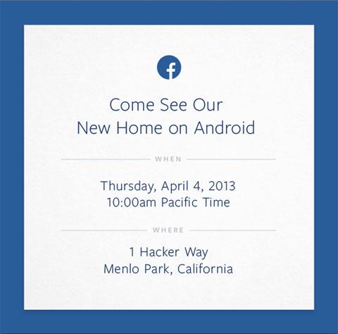 Evento de Facebook