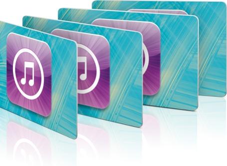 Tarjeta regalo de iTunes