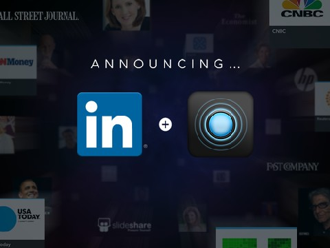 LinkedIn compra Pulse