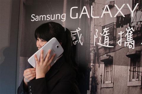 Samsung en Taiwán