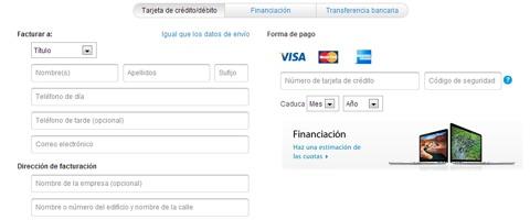 Metodos de pago en España