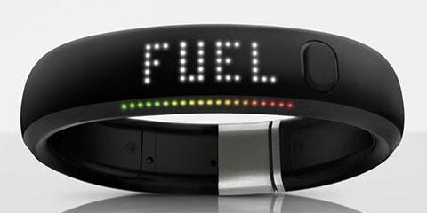 Fuel Band de Nike