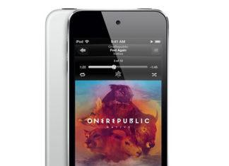 Nuevo iPod touch de quinta generación y bajo coste