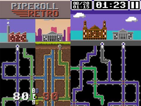 PipeRoll Retro