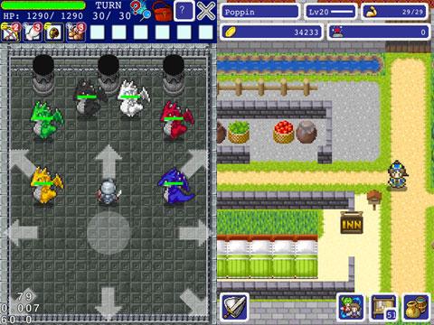 Pixels & Dungeons