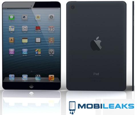 Supuesto iPad mini 2