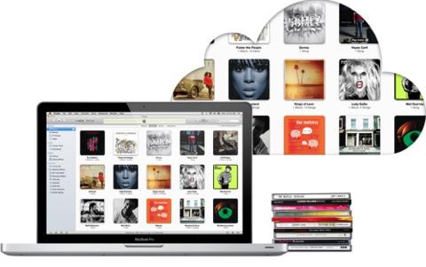 Servicios de música de Apple