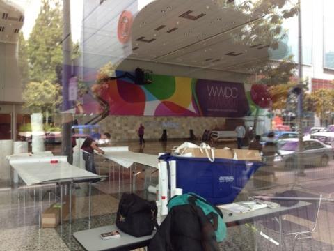 Preparativos para la WWDC 2013