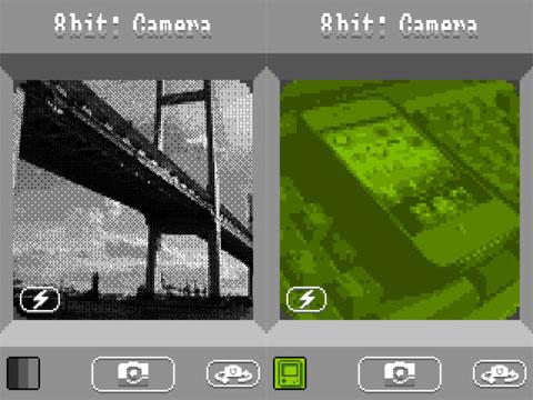 8bit: Camera