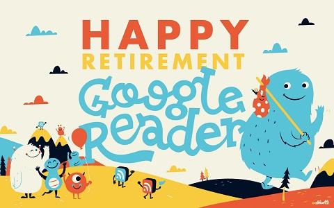 Retirada de Google Reader