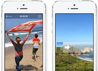 Cámara de iOS 7