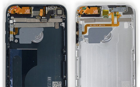 Nuevo iPod touch por dentro