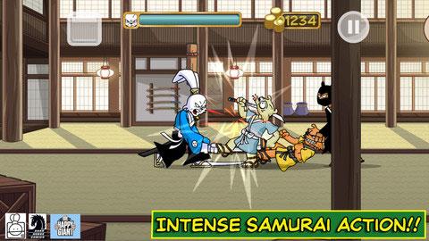 Usagi Yojimbo: Way of the Ronin
