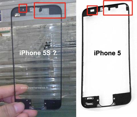 Marco de un supuesto futuro iPhone