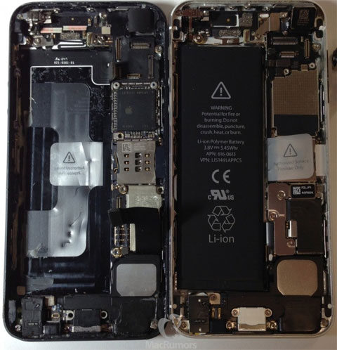 Supuesto prototipo de iPhone
