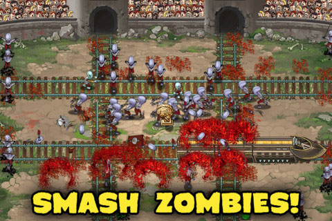 Zombies & Trains!
