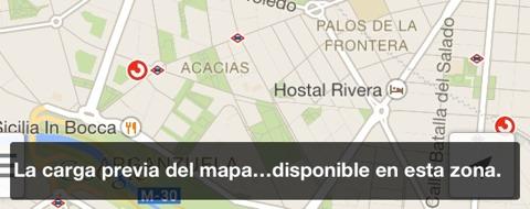 Madrid en Google Maps