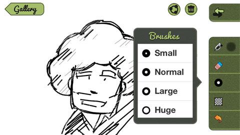 Pistachio Sketch App
