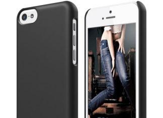 Supuesta funda del iPhone 5C