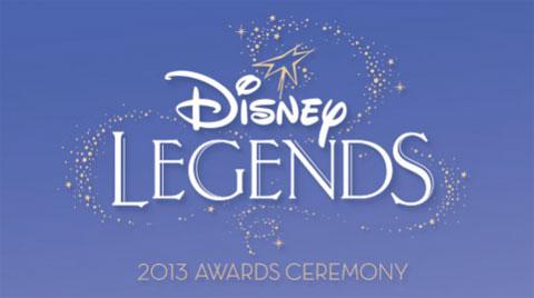 Disney Leyends Awards 2013