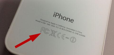 Marca FCC