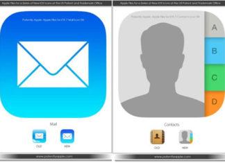 Registro de los iconos de iOS 7