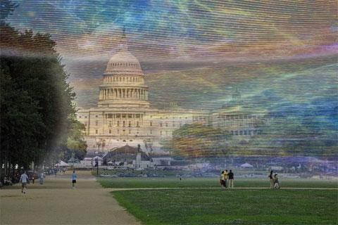 Redes Wi-Fi en el Capitol