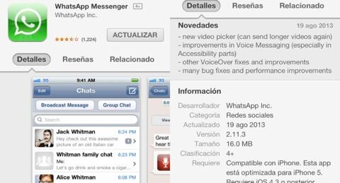 Whatsapp 2.11.3