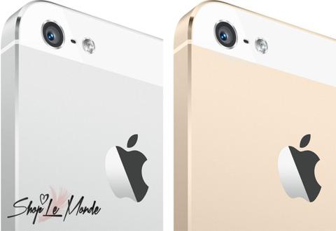 iPhone 5 en color champagne