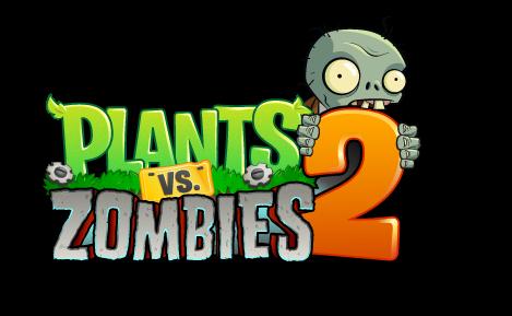 Logo de Plantas contra Zombis 2