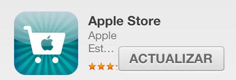 Actualizar la App de la Apple Store