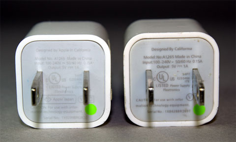 9a74b5687ca Por qué no debemos utilizar cargadores de iPhone de marcas ...