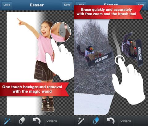 Eraser - Background eraser