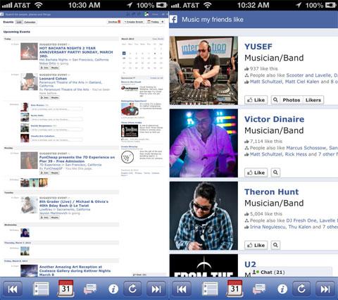 Facefull for facebook full site desktop version