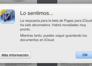 Mensaje de Apple