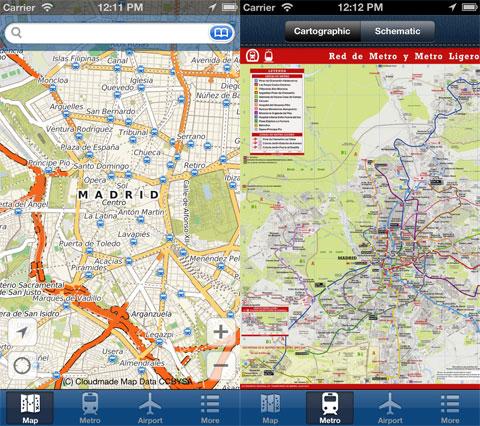 Madrid Offline Map