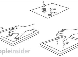Patente de gestos en 3D