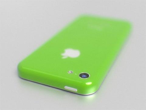 Supuesto iPhone 5C