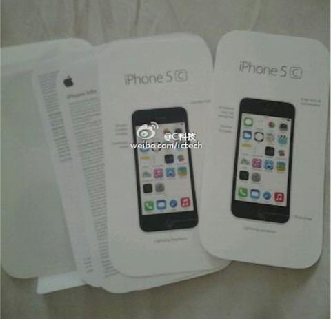 Documentación iPhone 5C