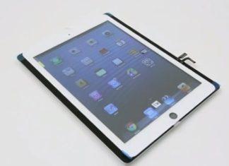 Piezas del iPad 5